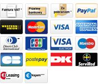 Formy Płatności minikamery.net